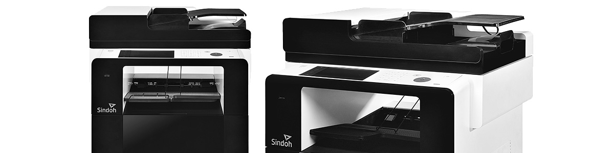 Sindoh M612 – High-Speed Mono MFP with A3 Smart Scan Solution